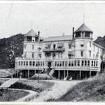 """Bon Air Hotel, 1907, as published in the Northwestern Pacific Railroad's """"Vacation"""" Guide"""