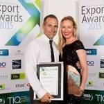 Small Business Award winner Evolve Skateboards