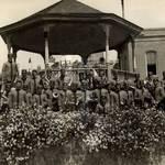 San Quentin Prison Band, circa 1910