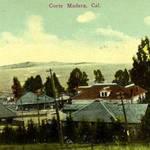 Postcard of Corte Madera, circa 1915