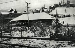 Corte Madera Town Square, January, 9,1913