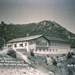 New Tavern on Mt. Tamalpais which opened in 1924