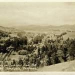 View of Corte Madera, circa 1930