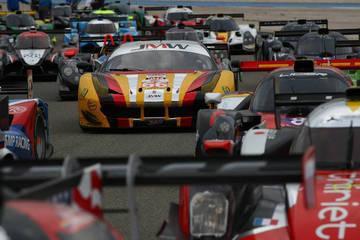 Field o'plenty <span>&copy; JMW Motorsport </span>