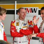 Our Three Muskateers <span>&copy; JMW Motorsport </span>