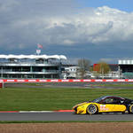 A glimpse of blue sky <span>© JMW Motorsport </span>