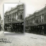 Gordon's Opera House when it was the home of the Lyric Theater, San Rafael