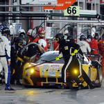 Rory, 45 degress <span>&copy; JMW Motorsport </span>