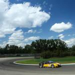 Blue Skies <span>© JMW Motorsport </span>