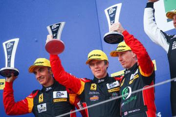 Silverware <span>© JMW Motorsport </span>