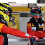 Ready and Waiting <span>© JMW Motorsport </span>