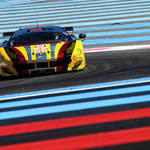 In Action <span>&copy; JMW Motorsport </span>