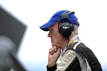 Deep in thought <span>© JMW Motorsport </span>