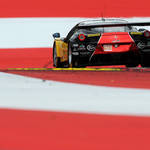 Austrian colours <span>© JMW Motorsport </span>