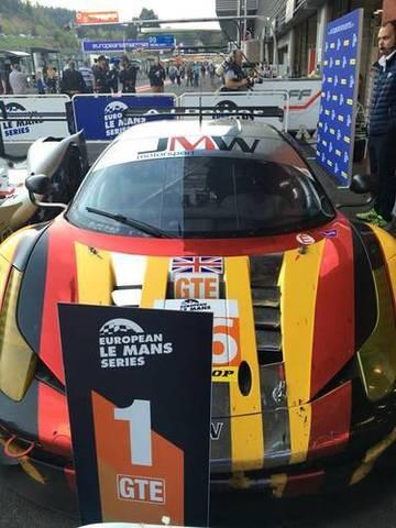 P1 <span>&copy; JMW Motorsport </span>