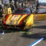 Spa isn't the pits! <span>&copy; JMW Motorsport </span>