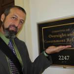 Pix 3 Dan Kahn at Government Oversight Committee <span>&copy;  </span>