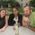 Pix 4 Dan & interns sad to end lobbying day <span>&copy;  </span>