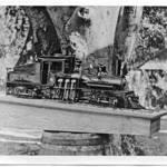 Shay Locomotive Scale Model, December 16, 1911
