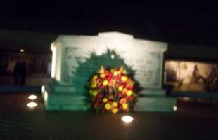 Tomb of Rev. Dr. Martin Luther King, Jr. and Mrs. Coretta Scott King