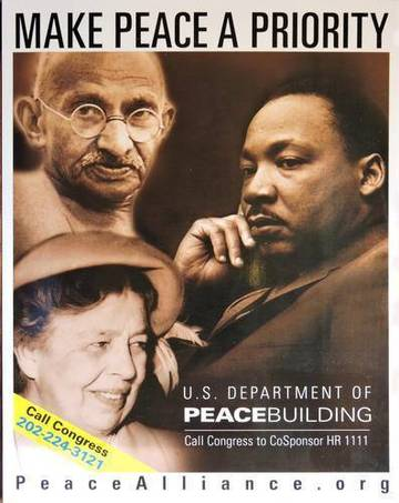 Make Peace a Priority <span>&copy; Designed by Carol Hillson </span>