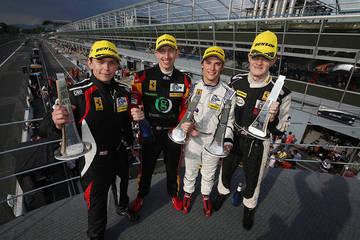 Winners! <span>© European Le Mans Series </span>