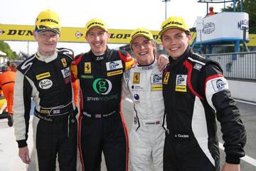 Winners! <span>© JMW Motorsport </span>