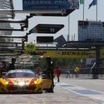 Monza pitlane <span>© JMW Motorsport </span>