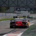 Bye-bye F458 <span>© JMW Motorsport </span>