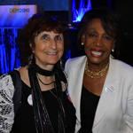 Nancy Merritt & Rep. Maxine Waters <span>&copy;  </span>
