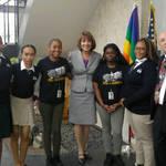 Rep. Susan Davis & San Diego DoP, Kids for Peace