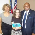 Rep. Hank Johnson Staffers, Debra Poss, Atlanta <span>&copy;  </span>