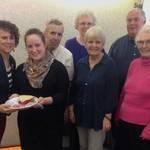 Sen. Sherrod Brown's Staff, OH Peace Alliance Advocates <span>&copy;  </span>