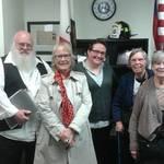 Rep. Jared Huffman staffers & No. CA DoP advocates.