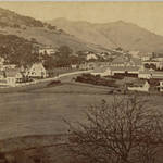 San Rafael looking Northeast by Muybridge, c.1870s <span>&copy; Anne T. Kent Room </span>