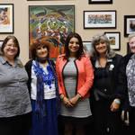 Meeting at Rep. Betty McCollum's Office <span>&copy; Nancy Merritt </span>