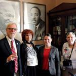 Meeting at Rep. Mark DeSaulnier's Office <span>&copy; Nancy Merritt </span>