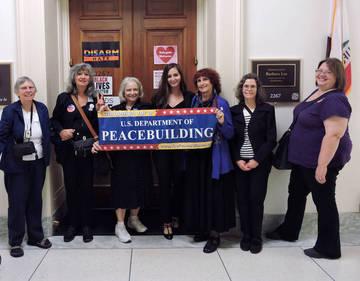 DOP Team at Rep. Barbara Lee's DC Office 10/17 <span>&copy;  </span>