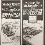 Ridgecrest Boulevard Brochure <span>© Anne T. Kent Room </span>
