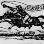 Pony Express Logo, 1861