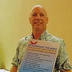 Brian Gibbs Advocates for DoP