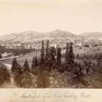 Looking towards San Rafael, c. 1870
