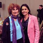 Rep. Nanette Barragan & Nancy Merritt <span>&copy;  </span>
