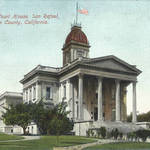 Marin County Courthouse, early 20th Century <span>&copy; Anne T. Kent Room </span>