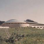 Marin Civic Center Administration Building, San Rafael, c.1963 <span>&copy; Anne T. Kent Room </span>