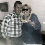 NM Rep. Ben Ray Lujan & Pie <span>&copy;  </span>