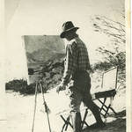 George Demont Oits in Southern California, c. 1923 <span>©  </span>