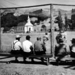 Nicasio baseball game, circa 1940s <span>&copy; Anne T. Kent Room </span>