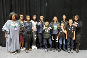 San Diego Students Advocate for Peaceful World <span>© Nancy Merritt </span>