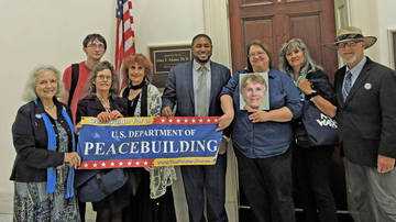DoP Advocates at Rep. Alma Adams' (NC) Office 9/18 <span>©  </span>